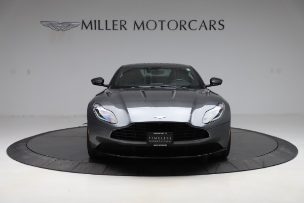 Used 2017 Aston Martin DB11 V12 for sale Sold at Aston Martin of Greenwich in Greenwich CT 06830 2