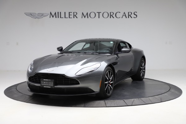 Used 2017 Aston Martin DB11 V12 for sale Sold at Aston Martin of Greenwich in Greenwich CT 06830 3