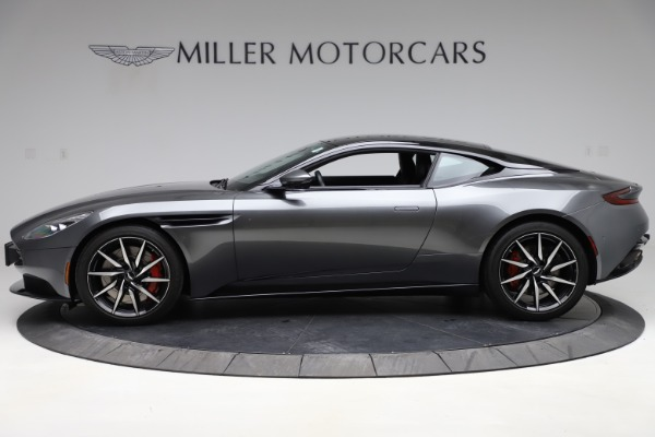 Used 2017 Aston Martin DB11 V12 for sale Sold at Aston Martin of Greenwich in Greenwich CT 06830 4