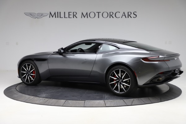 Used 2017 Aston Martin DB11 V12 for sale Sold at Aston Martin of Greenwich in Greenwich CT 06830 5