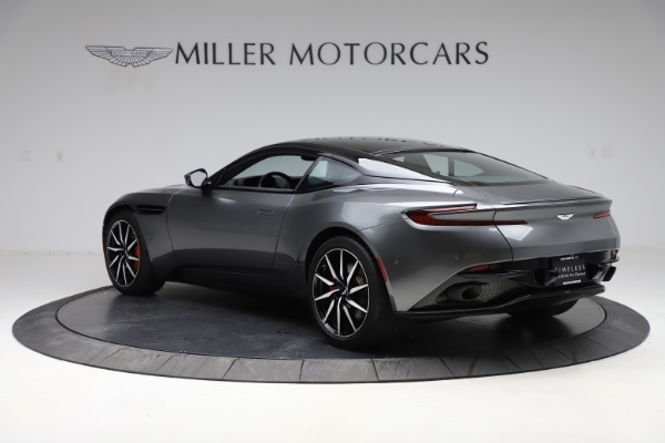 Used 2017 Aston Martin DB11 V12 for sale Sold at Aston Martin of Greenwich in Greenwich CT 06830 6