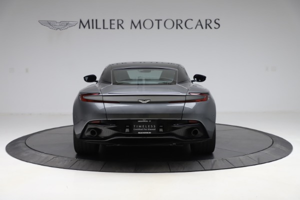 Used 2017 Aston Martin DB11 V12 for sale Sold at Aston Martin of Greenwich in Greenwich CT 06830 7