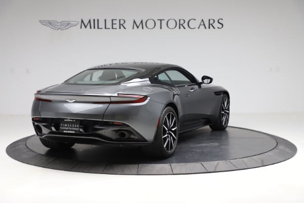 Used 2017 Aston Martin DB11 V12 for sale Sold at Aston Martin of Greenwich in Greenwich CT 06830 8
