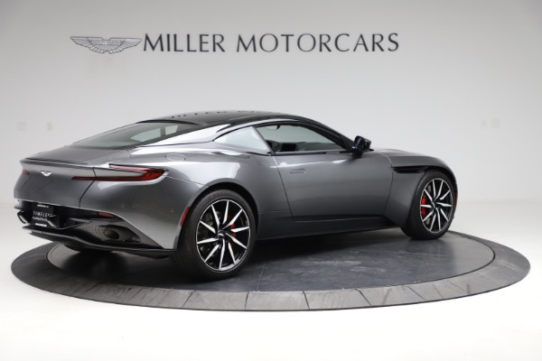 Used 2017 Aston Martin DB11 V12 for sale Sold at Aston Martin of Greenwich in Greenwich CT 06830 9