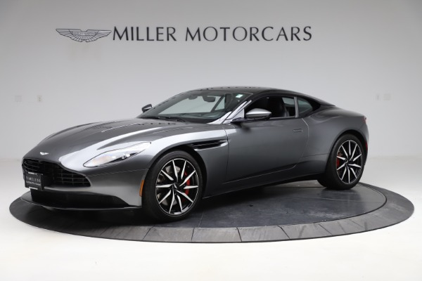 Used 2017 Aston Martin DB11 V12 for sale Sold at Aston Martin of Greenwich in Greenwich CT 06830 1