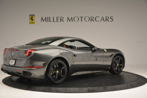 Used 2016 Ferrari California T for sale $152,900 at Aston Martin of Greenwich in Greenwich CT 06830 15