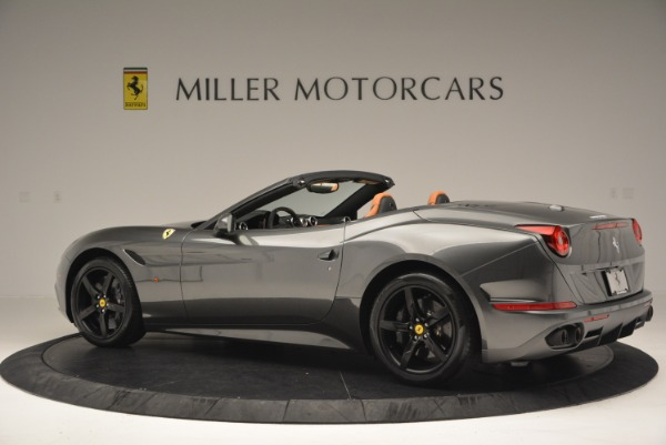 Used 2016 Ferrari California T for sale $152,900 at Aston Martin of Greenwich in Greenwich CT 06830 4