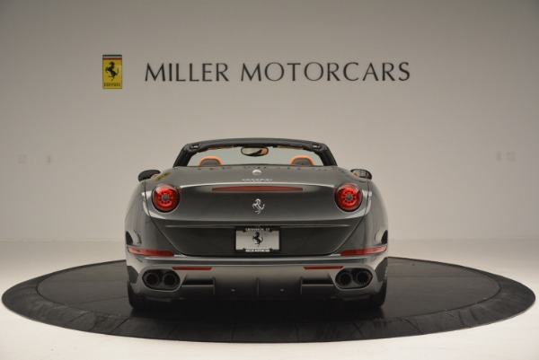 Used 2016 Ferrari California T for sale $152,900 at Aston Martin of Greenwich in Greenwich CT 06830 6
