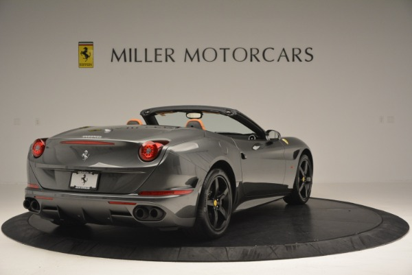 Used 2016 Ferrari California T for sale $152,900 at Aston Martin of Greenwich in Greenwich CT 06830 7