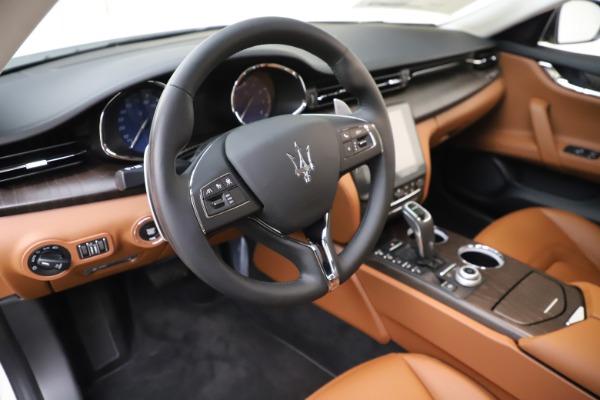 New 2019 Maserati Quattroporte S Q4 for sale $121,065 at Aston Martin of Greenwich in Greenwich CT 06830 13