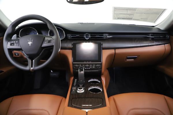 New 2019 Maserati Quattroporte S Q4 for sale $121,065 at Aston Martin of Greenwich in Greenwich CT 06830 16
