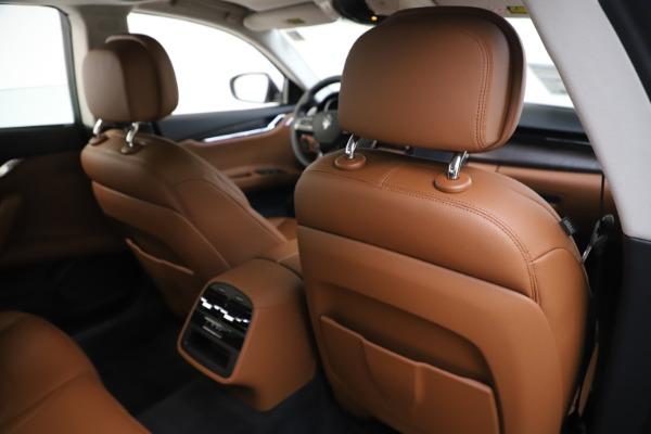 New 2019 Maserati Quattroporte S Q4 for sale $121,065 at Aston Martin of Greenwich in Greenwich CT 06830 28