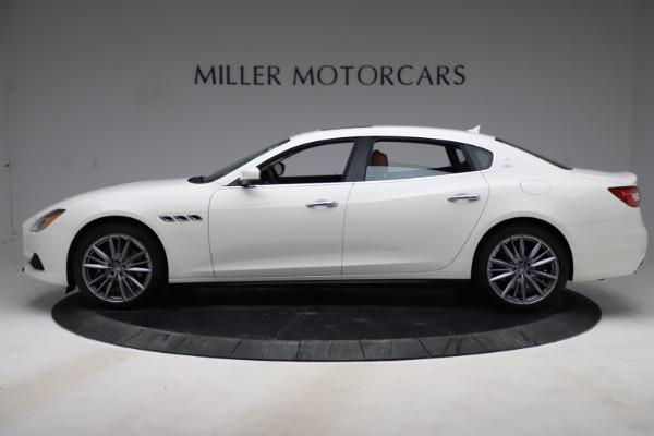 New 2019 Maserati Quattroporte S Q4 for sale $121,065 at Aston Martin of Greenwich in Greenwich CT 06830 3