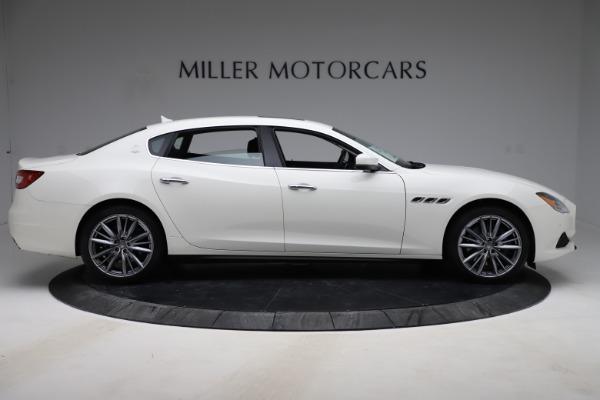 New 2019 Maserati Quattroporte S Q4 for sale $121,065 at Aston Martin of Greenwich in Greenwich CT 06830 9