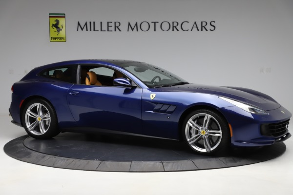 Used 2019 Ferrari GTC4Lusso for sale $249,900 at Aston Martin of Greenwich in Greenwich CT 06830 10
