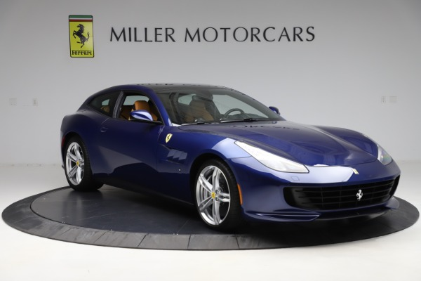 Used 2019 Ferrari GTC4Lusso for sale $249,900 at Aston Martin of Greenwich in Greenwich CT 06830 11
