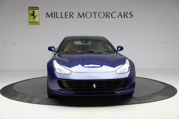 Used 2019 Ferrari GTC4Lusso for sale $249,900 at Aston Martin of Greenwich in Greenwich CT 06830 12