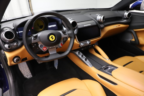 Used 2019 Ferrari GTC4Lusso for sale $249,900 at Aston Martin of Greenwich in Greenwich CT 06830 14