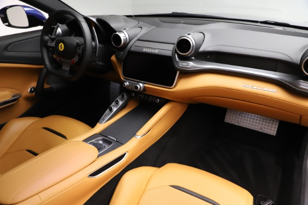 Used 2019 Ferrari GTC4Lusso for sale $249,900 at Aston Martin of Greenwich in Greenwich CT 06830 19