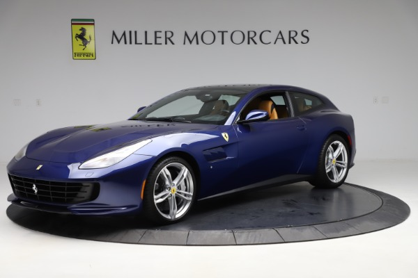 Used 2019 Ferrari GTC4Lusso for sale $249,900 at Aston Martin of Greenwich in Greenwich CT 06830 2