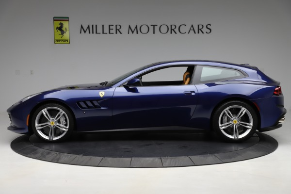 Used 2019 Ferrari GTC4Lusso for sale $249,900 at Aston Martin of Greenwich in Greenwich CT 06830 3