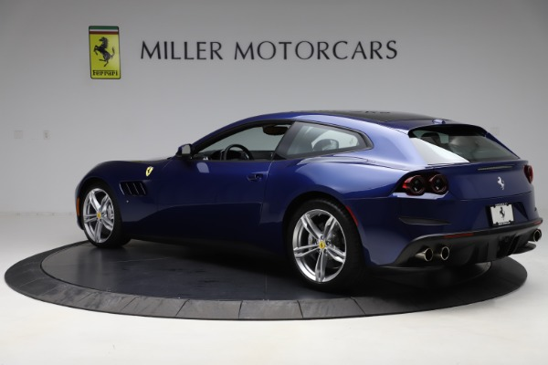 Used 2019 Ferrari GTC4Lusso for sale $249,900 at Aston Martin of Greenwich in Greenwich CT 06830 4