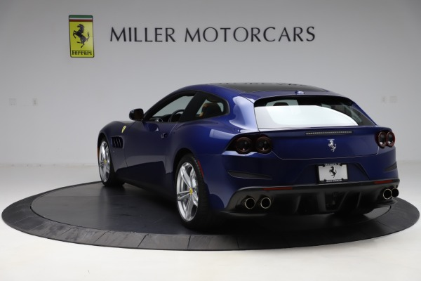 Used 2019 Ferrari GTC4Lusso for sale $249,900 at Aston Martin of Greenwich in Greenwich CT 06830 5