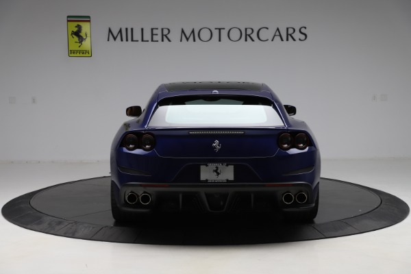Used 2019 Ferrari GTC4Lusso for sale $249,900 at Aston Martin of Greenwich in Greenwich CT 06830 6