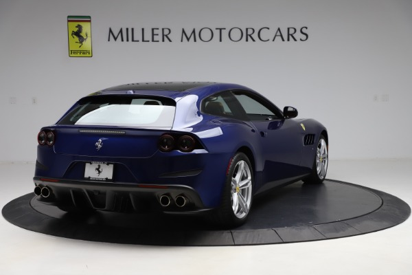 Used 2019 Ferrari GTC4Lusso for sale $249,900 at Aston Martin of Greenwich in Greenwich CT 06830 7