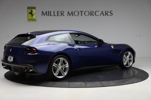 Used 2019 Ferrari GTC4Lusso for sale $249,900 at Aston Martin of Greenwich in Greenwich CT 06830 8