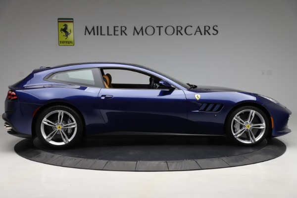 Used 2019 Ferrari GTC4Lusso for sale $249,900 at Aston Martin of Greenwich in Greenwich CT 06830 9