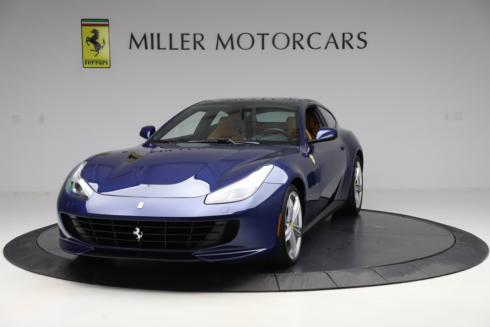 Used 2019 Ferrari GTC4Lusso for sale $249,900 at Aston Martin of Greenwich in Greenwich CT 06830 1