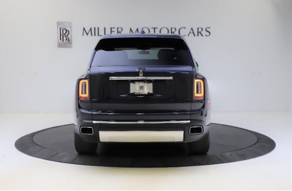 Used 2019 Rolls-Royce Cullinan for sale Sold at Aston Martin of Greenwich in Greenwich CT 06830 5