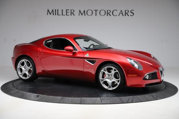 Used 2008 Alfa Romeo 8C Competizione for sale $337,900 at Aston Martin of Greenwich in Greenwich CT 06830 10