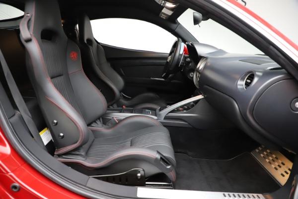 Used 2008 Alfa Romeo 8C Competizione for sale $337,900 at Aston Martin of Greenwich in Greenwich CT 06830 17