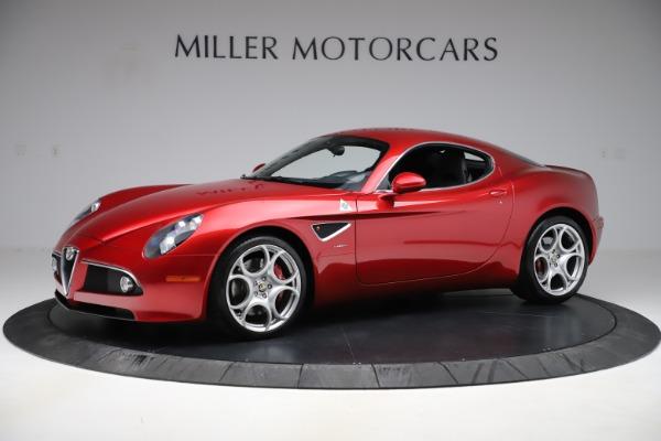 Used 2008 Alfa Romeo 8C Competizione for sale $337,900 at Aston Martin of Greenwich in Greenwich CT 06830 2