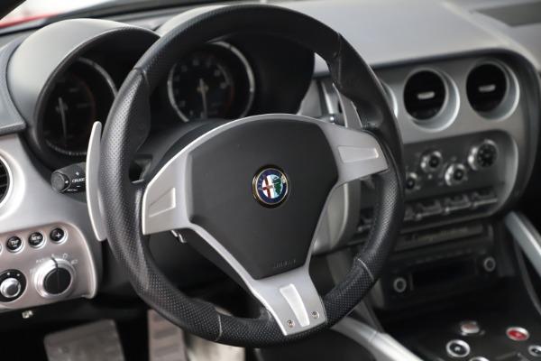 Used 2008 Alfa Romeo 8C Competizione for sale $337,900 at Aston Martin of Greenwich in Greenwich CT 06830 20