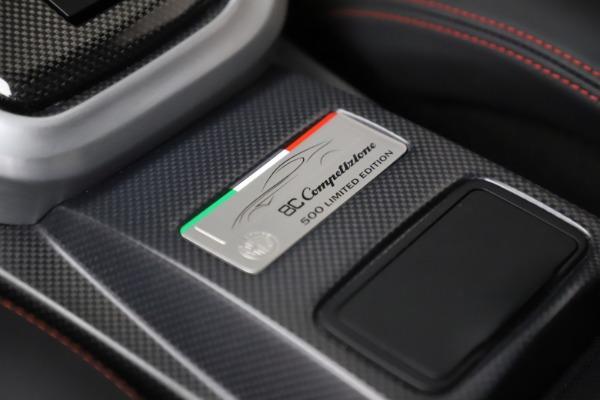 Used 2008 Alfa Romeo 8C Competizione for sale $337,900 at Aston Martin of Greenwich in Greenwich CT 06830 23