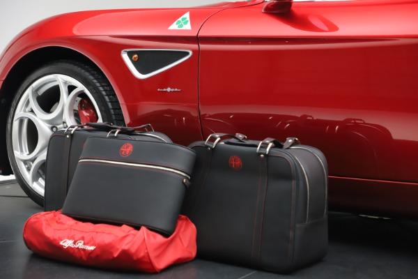 Used 2008 Alfa Romeo 8C Competizione for sale $337,900 at Aston Martin of Greenwich in Greenwich CT 06830 26