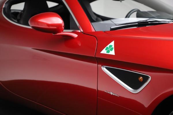 Used 2008 Alfa Romeo 8C Competizione for sale $337,900 at Aston Martin of Greenwich in Greenwich CT 06830 27