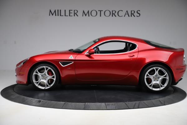Used 2008 Alfa Romeo 8C Competizione for sale $337,900 at Aston Martin of Greenwich in Greenwich CT 06830 3