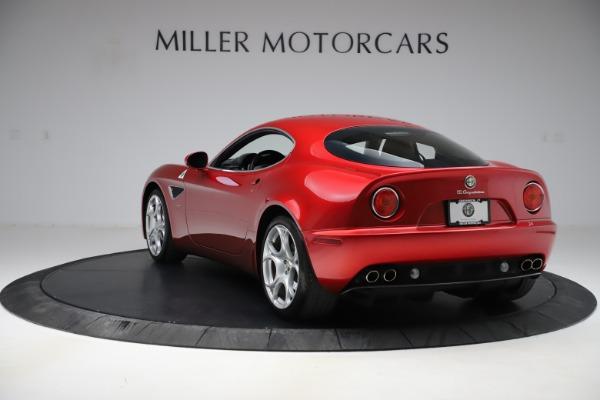 Used 2008 Alfa Romeo 8C Competizione for sale $337,900 at Aston Martin of Greenwich in Greenwich CT 06830 5