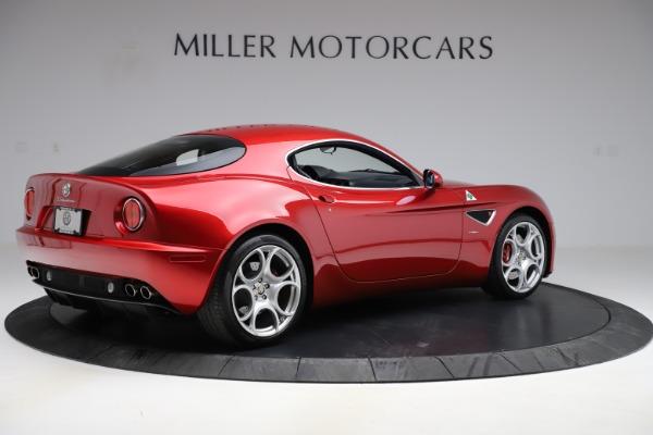 Used 2008 Alfa Romeo 8C Competizione for sale $337,900 at Aston Martin of Greenwich in Greenwich CT 06830 8