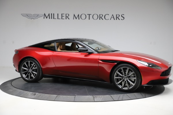 Used 2020 Aston Martin DB11 V8 Coupe for sale $203,900 at Aston Martin of Greenwich in Greenwich CT 06830 10