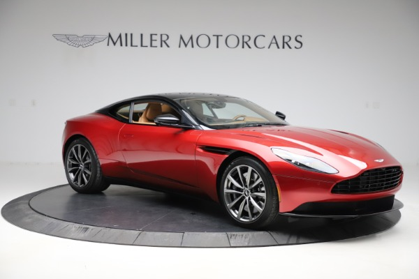 Used 2020 Aston Martin DB11 V8 Coupe for sale Sold at Aston Martin of Greenwich in Greenwich CT 06830 11