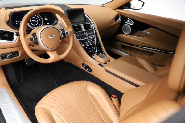 Used 2020 Aston Martin DB11 V8 Coupe for sale Sold at Aston Martin of Greenwich in Greenwich CT 06830 12