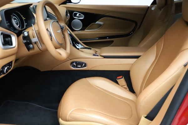 Used 2020 Aston Martin DB11 V8 Coupe for sale $203,900 at Aston Martin of Greenwich in Greenwich CT 06830 13