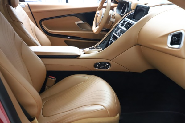 Used 2020 Aston Martin DB11 V8 Coupe for sale $203,900 at Aston Martin of Greenwich in Greenwich CT 06830 16