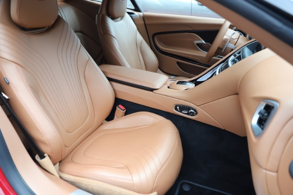 Used 2020 Aston Martin DB11 V8 Coupe for sale $203,900 at Aston Martin of Greenwich in Greenwich CT 06830 17