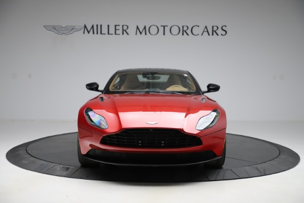 Used 2020 Aston Martin DB11 V8 Coupe for sale Sold at Aston Martin of Greenwich in Greenwich CT 06830 2